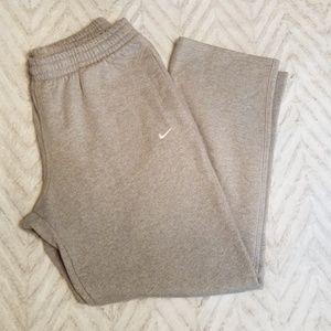 Men's Nike Gray Sweatpants